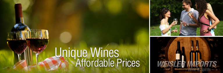 Unique Wines, Affordable Prices